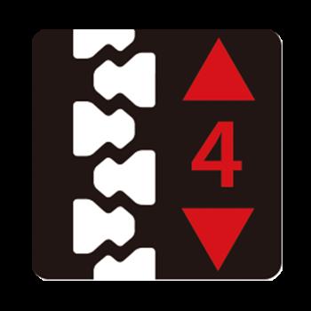 4-Way Zip