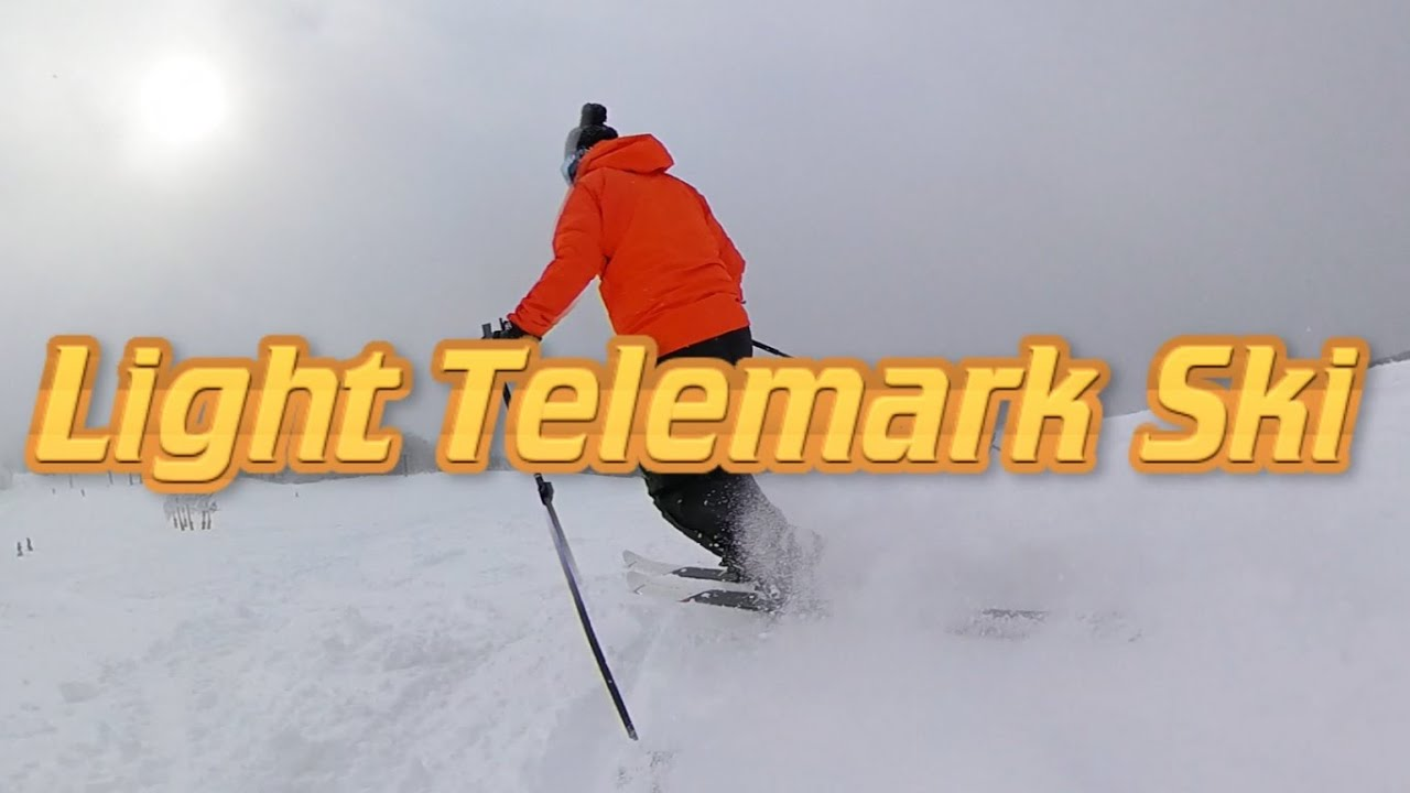 【Light Telemark Ski】presented by HAKUBA YAMATOYA